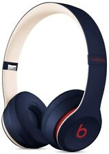 Apple Beats by Dr. Dre Solo 3 wireless kabellose Kopfhörer Headset Club Navy neu
