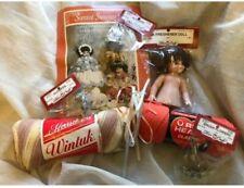 Vintage Crochet Doll Kit, Scented Sweeties Ii