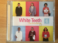 """WHITE TEETH""-FILM 4 SOUNDTRACK-ROD STEWART-SLADE-T REX-MARTYN-BRAND NEW CD 2002"