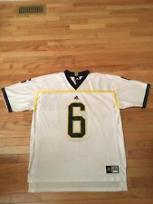 Tyrone Wheatley Michigan Wolverines NCAA Adidas Men's Football Jersey Size XL