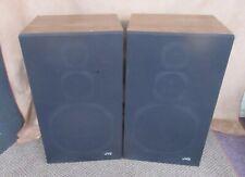 Vintage Pair JVC SK-303 Speakers, working