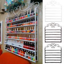 6X Vernis à ongles Présentoir de vernis à ongles Nail Polish Rack Display Shelf