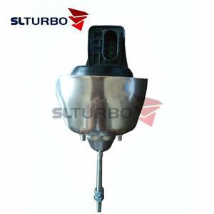 Turbo electronic actuator CHRA for VW Polo Golf Passat Touran 1.6 TDI wastegate