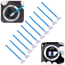 Perfessional 10 Cleaning Camera Swab Full Frame fit for DSLR CMOS Sensor APS-C