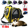 Hiking Traveling Dog Cat Carrier Transparent Space Capsule Bubble Bag Backpack
