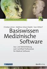 Basiswissen Medizinische Software  (Mängelexemplar Gut)