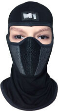 M1 Full Face Balaclava Protective Filter Mask Hood Head Support Biker Race Warm