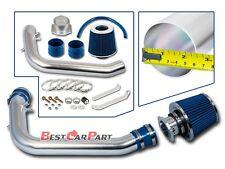 BCP BLUE 1995 1996 1997 1998 240SX S14 Silvia 2.4L Cold Air Intake Kit + Filter