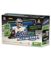 NEW 2020 Panini Absolute Football NFL Mega Box Factory Sealed *FAST SHIP*