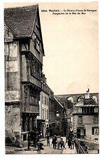 CPA 29 - MORLAIX (Finistère) - 5952. La Maison d'Anne de Bretagne, Perspective