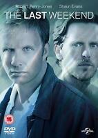 The Last Weekend (2012) DVD Nuovo / Mai Suonato Rupert Penry-Jones Shaun Evans