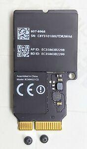 "Genuine Apple Wifi Wireless Airport Card 607-8968   iMac A1419 27"" Late 2012"