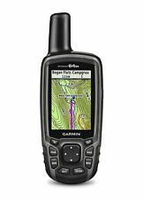 Garmin GPSMAP 64st GPS w/GLONASS and US 100k TOPO Maps, 8Gb, BirdsEye subscr