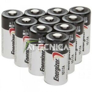 10 Batteries Energizer CR123 3V Lithium DL123A CR123A EL123A Sensors Wireless