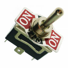 SPDT Momentary On-OFF-On Toggle Switch