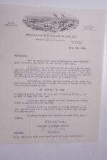 1931 Lamson Goodnow Milligan Higgins Glue Co NYC Ephemera L924C