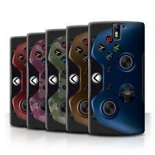 Étuis, housses et coques bleus OnePlus One pour téléphone mobile et assistant personnel (PDA)