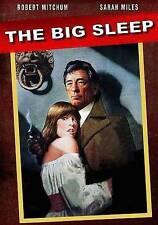 The Big Sleep (1978) Robert Mitchum,Joan Collins,Sarah Miles,James Stewart Dvd
