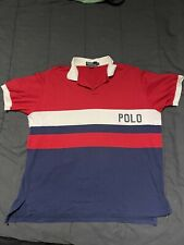 Vintage Polo Ralph Lauren 1992 Stadium Polo T-Shirt