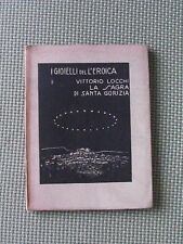 I gioielli dell'eroica-V. Locchi- La sagra di santa gorizia, 1937