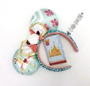 Minnie Mouse Headband King Arthur's Carousel 2020 Main Attraction Disney Ear