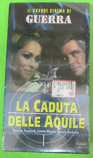 VHS film LA CADUTA DELLE AQUILE Ursula Andress FABBRI sigillata (F135)no dvd