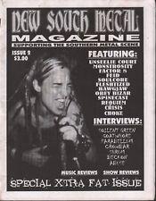 new South metal Magazine #2 Obey Bizar Abuse Goatwhore 032818DBE