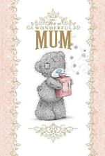 ME TO YOU FOR A WONDERFUL MUM MOTHER'S DAY CARD TATTY TEDDY BEAR NEW GIFT