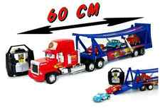 RC Ferngesteuertes Cars 2 Manny Mack Truck Uncle Spielzeug LKW  60cm + 3 Autos