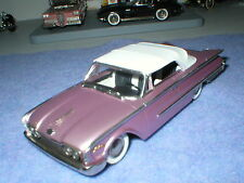 BROOKLIN 1960 FORD V-8 GALAXIE CONVERTIBLE   ENHANCED 1:43  AWESOME MODEL