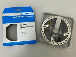 *Shimano Dura-Ace Center Lock 160mm SM-RT900-S Disc Brake Rotor (R9100 Series)