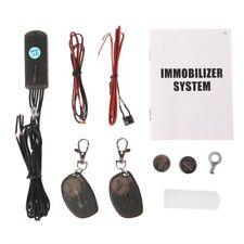 RFID 2.4GHz wireless car immobilizer engine lock anti-hijacking with G-sensor