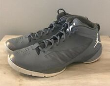 Nike Air Jordan Fly Wade 2 EV - Size 11 - OUTSTANDING CONDITION - Gray/White