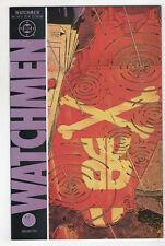 Watchmen 5 Dc 1987 Vf 1st Print Rorschach Dr. Manhattan Alan Moore