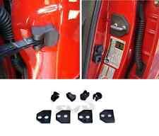 SMY Door Striker and Hinge Stopper Cover Fits ALL Subaru Models * SMYSTKRCV *