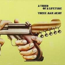 Three Man Army - A Third Of A Lifetime (NEW CD)
