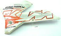KTM 200 EXC Bj.99 - Tankverkleidung Kühlerverkleidung links