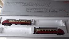 Märklin H0 3071 autorail de thé RAm 502 le SBB ! ANALOGUE ! in 39700