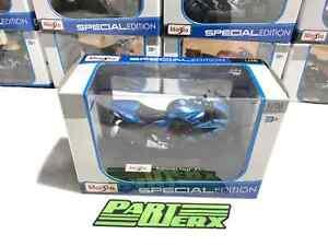 Kawasaki Ninja ZX 14R 1:18 Model Motorcycle Childs Dads Birthday Gift Present