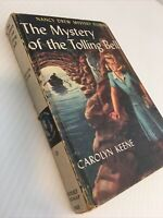 NANCY DREW 1966 Picture Cover Book Carolyn Keene #23 Mystery of Tolling Bell