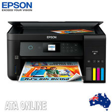Epson ECOTANK Et-2750 3in1 Wireless Refillable Ink Tank Printer Duplex AirPrint