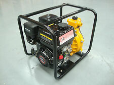 Hi-Star Loncin Petrol High Pressure Water Transfer Pump Irrigation Fire Fighting