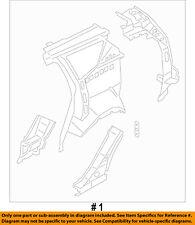FORD OEM 13-17 Escape QUARTER PANEL-Inner Panel Assembly Right CJ5Z7827864A