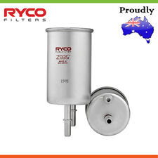 New * Ryco * Fuel Filter For VOLVO S60 F SRS T5 2L 4Cyl 12/2010 - On