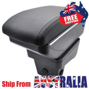 Car Styling Soft Top Armrest Storage Function Box For Suzuki Vitara 2015-2019