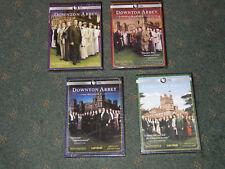 """Downton Abbey"" Season 1 & 2 & 3 & 4 DVD Original Edition. Brand New DVD Set."