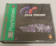 Gran Turismo (PS1) PlayStation Greatest Hits Complete Very Good Condition