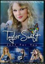 TAYLOR SWIFT: Just for You (DVD, 2011) New Sealed, Great Gift! FREE SHIP!  A
