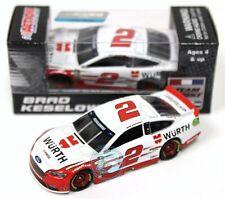 NASCAR 2016  BRAD KESELOWSKI  # 2 WURTH 1/64 DIECAST CAR