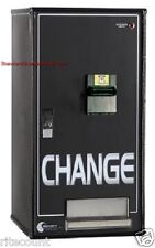 Mc-200 Bill to Coin Changer holds 6,400 Qtrs Perfect for Laundry Mats